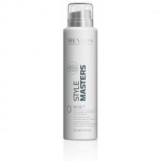Revlon STYLE MASTERS DORN RESET Сухой шампунь освежающий прическу и придающий объем волосам 150мл