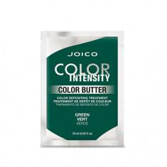 Joico, Тонирующая мини-маска Color Butter, зеленая, 20 мл