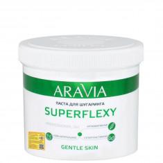 ARAVIA Паста для шугаринга Средняя пластичная / SUPERFLEXY Gentle Skin 750 г