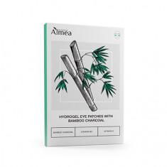Almea, Гидрогелевые патчи Bamboo Charcoal, 2 пары