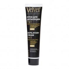 Velvet Крем для депиляции 9в1 увлажняющий 125мл