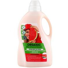Organic People Эко кондиционер-ополаскиватель для белья Органический арбуз 1500 мл