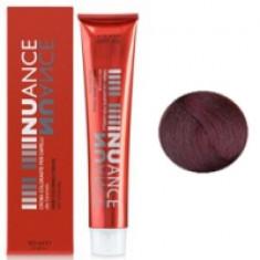 Punti Di Vista Nuance Hair Color Cream With Ceramide - Крем-краска для волос с керамидами, тон 5.2, 100 мл