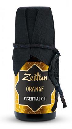 ZEITUN Масло эфирное Апельсин 10 мл