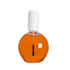 Domix, Масло для ногтей и кутикулы «Миндаль», с кисточкой, 75 мл