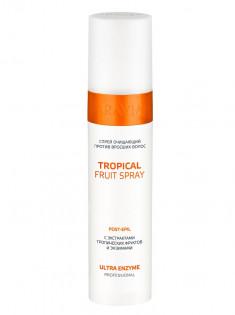 ARAVIA Спрей очищающий против вросших волос с экстрактами тропических фруктов и энзимами / Tropical Fruit Spray 250 мл