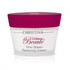 CHRISTINA Крем восстанавливающий Великолепие / Vino Sheen Restoring Cream CHATEAU de BEAUTE 50 мл