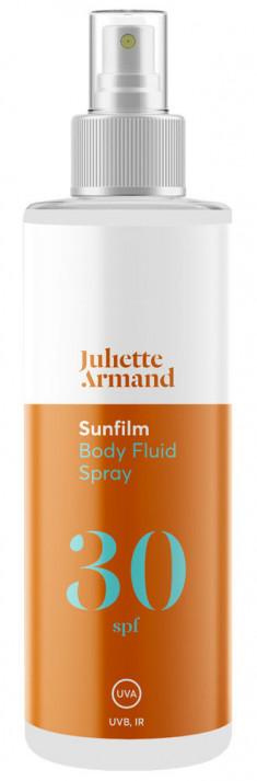 JULIETTE ARMAND Флюид-спрей солнцезащитный, без тона SPF 30 / Sunfilm 200 мл