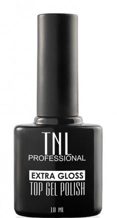 TNL PROFESSIONAL Закрепитель для гель-лака / Extra Gloss Top 10 мл
