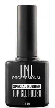 TNL PROFESSIONAL Закрепитель для гель-лака / Special rubber top 10 мл