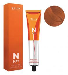 OLLIN PROFESSIONAL 9/43 крем-краска перманентная для волос, блондин медно-золотистый / N-JOY 100 мл