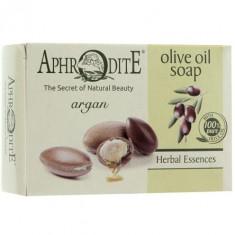 Aphrodite Мыло оливковое с арганой 100 г