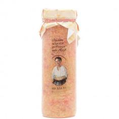 Рецепты бабушки Агафьи Соль для ванн омолаживающая Ростки пшеницы 800г Рецепты Бабушки Агафьи