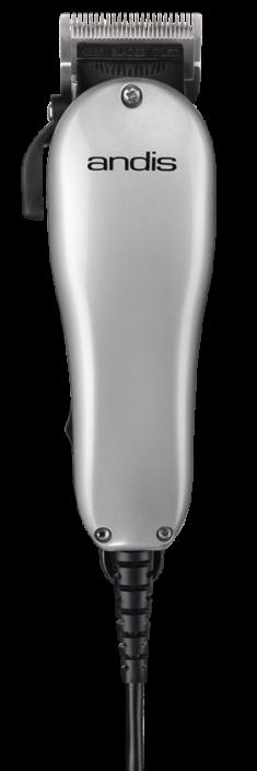 ANDIS Машинка для стрижки волос MC-2 0.5 - 2.4 мм, сетевая, 7 насадок, 10 W