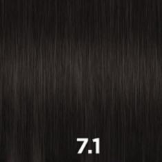 CUTRIN 7.1 крем-краска для волос, легкий пепельный блондин / AURORA 60 мл