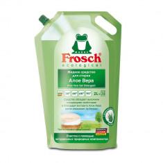 Frosch Универсальное жидкое средство для стирки Алоэ 2л