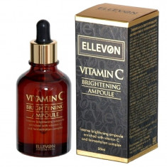 Ellevon Осветляющая сыворотка с витамином С 50 мл