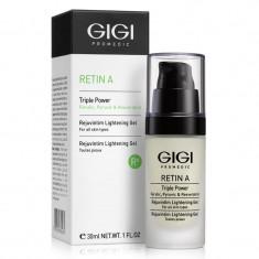 GIGI Гель отбеливающий для деликатных зон / RETIN А RejuvIntim Whitening Gel 30 мл