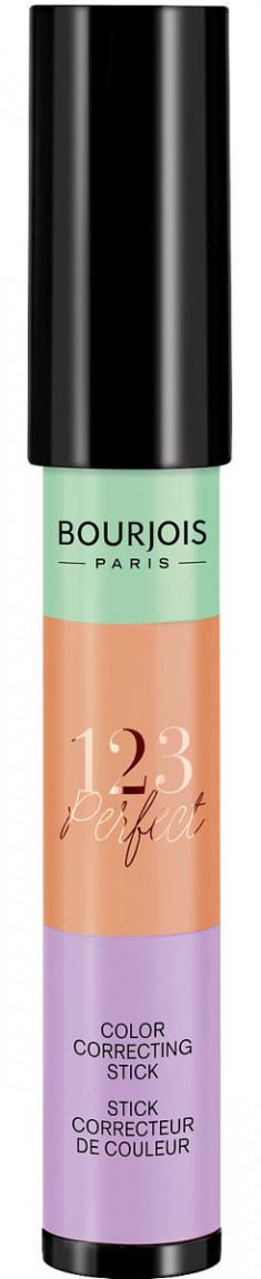 BOURJOIS Консилер / 123 Perfect Color Correcting Stick 4 г