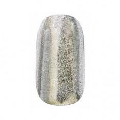 ruNail, Зеркальная пыль для втирки, серебряная