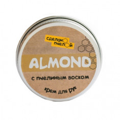 Сделанопчелой, Крем для рук Almond, 20 г