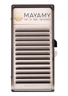Ресницы MAYAMY 12 линий D 0,07 10мм Innovator Cosmetics