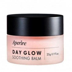 успокаивающий бальзам aperire beauty moment day glow soothing