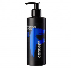 CONCEPT Пигмент прямого действия, синий / Fashion Look Direct pigment Blue 250 мл