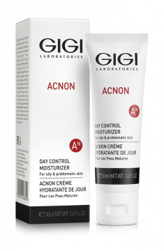 GIGI Крем дневной акнеконтроль для лица / ACNON Day control moisturizer 50 мл