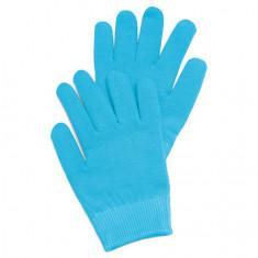 Naomi, Маска-перчатки для рук, голубая