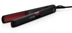 GA MA Щипцы выпрямители CP9 Attiva с цифровым терморегулятором, ионизация, черные