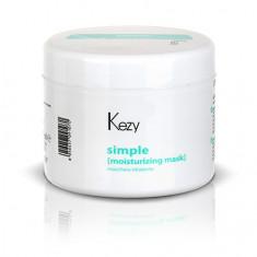 Kezy, Маска для волос Simple, 500 мл