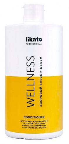 LIKATO PROFESSIONAL Бальзам-кондиционер для жирных волос / WELLNESS 750 мл