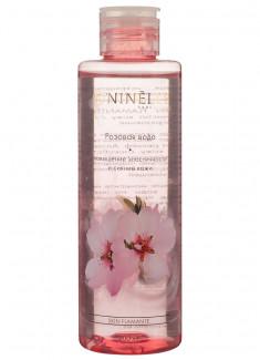Розовая вода NINELLE