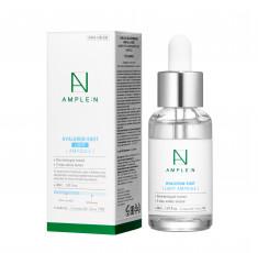 AMPLE:N Ампула-концентрат гиалуроновая лайт для лица / HYALURONSHOT LIGHT AMPOULE 30 мл