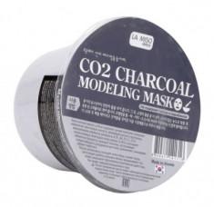 Маска альгинатная с углем для жирной и комбинированной кожи LA MISO Modeling Mask Charcoal 28 г