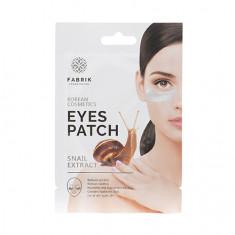Fabrik Cosmetology, Патчи для глаз с экстрактом улитки, 2 шт.