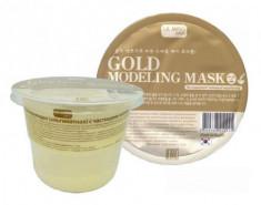 Маска альгинатная с частицами золота LA MISO Modeling Mask Gold 28 г