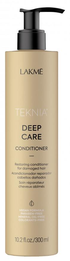LAKME Кондиционер восстанавливающий для поврежденных волос / DEEP CARE CONDITIONER 300 мл