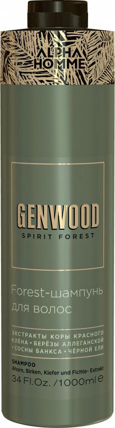 ESTEL PROFESSIONAL Шампунь для волос и тела / GENWOOD Forest 1000 мл