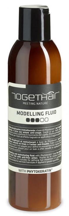 TOGETHAIR Флюид моделирующий средней фиксации для укладки волос / Finish Concept Modelling Fluid 200 мл