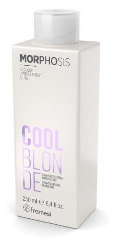 FRAMESI Шампунь для холодных оттенков светлых волос / MORPHOSIS COOL BLONDE 250 мл