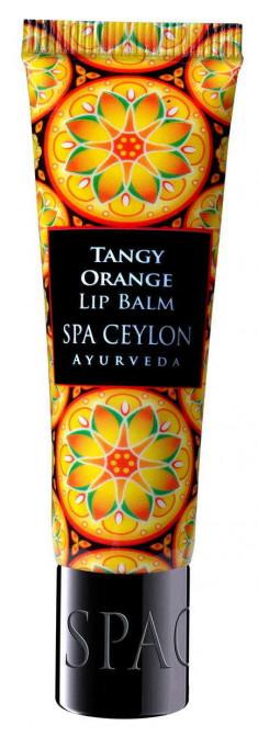 SPA CEYLON Бальзам питательный для губ Терпкий апельсин 12 г