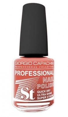 GIORGIO CAPACHINI 107 лак для ногтей / 1-st Professional 16 мл