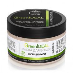 GreenIDEAL, Маска для волос, с облепихой, 230 г