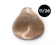 OLLIN PROFESSIONAL 11/26 краска для волос, специальный блондин розовый / OLLIN COLOR 100 мл