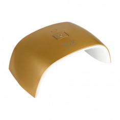 IRISK, Лампа UV/LED Vesta, 18 W, золотая