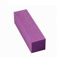 Soft Touch, Шлифовочный блок, лиловый, 100