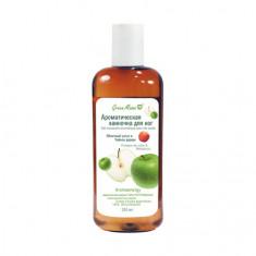 Green Mama, Ванночка для ног «Яблочный уксус и чайное дерево», 250 мл