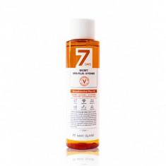 витаминизированный осветляющий тонер для улучшения цвета лица may island 7days secret vita plus - 10 toner